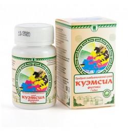 Продукт симбиотический «КуЭМсил Фитнесс Годжи»